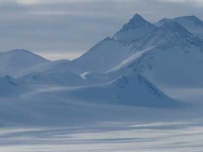 Phát hiện nơi lạnh nhất Trái đất 1