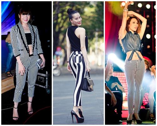 5 xu hướng thời trang làm 'say lòng' mỹ nhân Việt 5