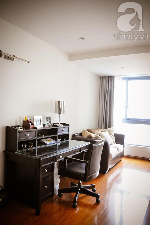 Ngắm căn hộ ấm áp tại Hoàng Hoa Thám, Hà Nội 8