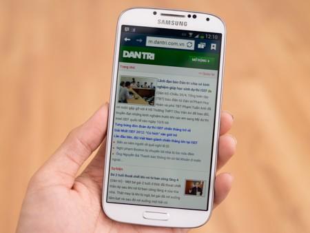 Galaxy S4 cấu hình khủng sắp trình làng tại Việt Nam 14
