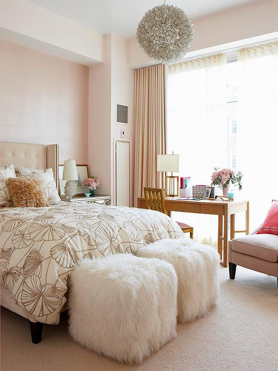 Phòng ngủ ấn tượng cho giấc ngủ sâu 6