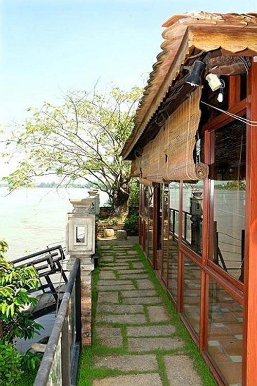 Nhà vườn, resort triệu đô của gia đình Á hậu Thiên Lý 26