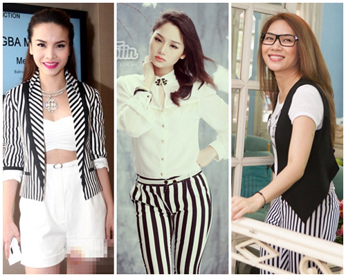 5 xu hướng thời trang làm 'say lòng' mỹ nhân Việt 2
