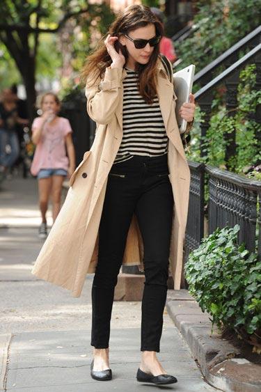 Học cách mặc quần jean nữ đẹp như sao Hollywood 17