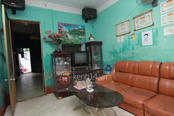 Căn nhà đơn sơ của Quang Anh The Voice Kids 3