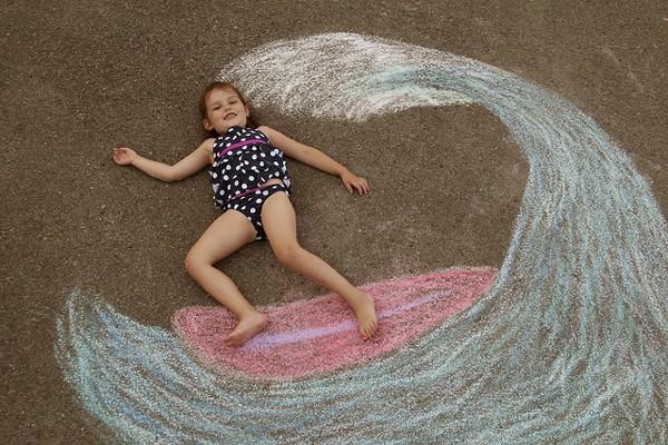 Hình ảnh tuyệt vời của những bà mẹ sáng tạo chụp cho con 4