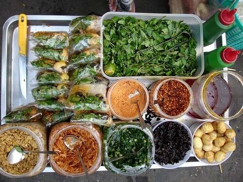 12 món ăn vặt vỉa hè không thể bỏ qua ở Sài Gòn 2