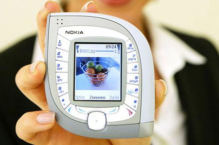 Những điện thoại có thiết kế lập dị nhất lịch sử 6