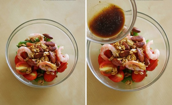 Salad tôm cà chua làm dễ ăn ngon 7