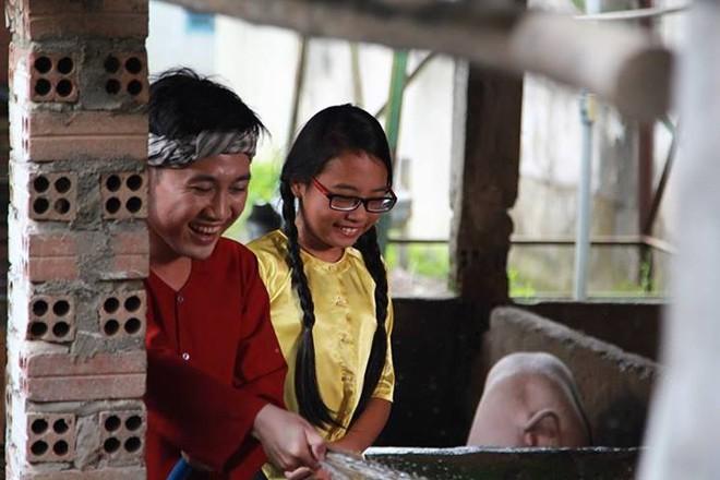 Phương Mỹ Chi: 'Ba Quang Lê cho tiền sửa nhà mới' 5