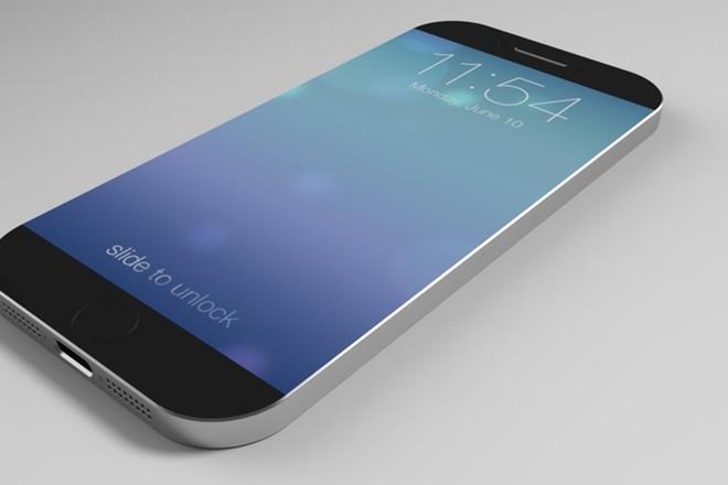 Chân dung iPhone 6 với màn hình 4,8 inch 9