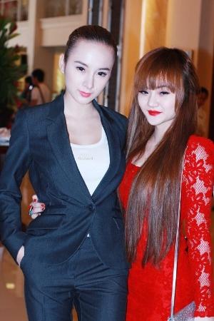 Em gái Angela Phương Trinh cũng 'dao kéo'? 1