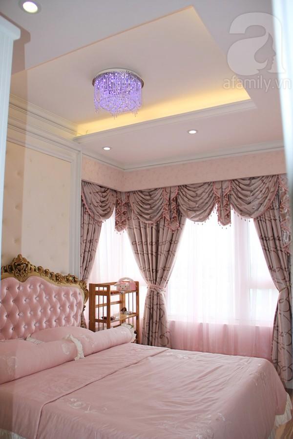 Mê mẩn căn hộ mang phong cách hoàng gia ở Sài Gòn 11