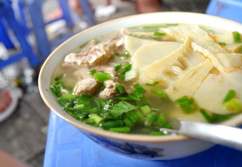 Những quán ăn đắt vẫn đông khách ở Hà Nội 11