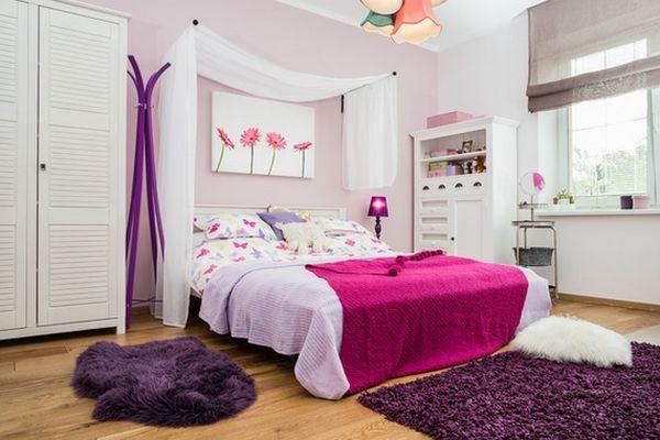 Căn nhà đầy mê hoặc nhờ sắc tím phong lan 5