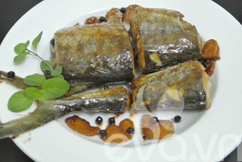 Thưởng thức 5 món ngon từ cá thu 2