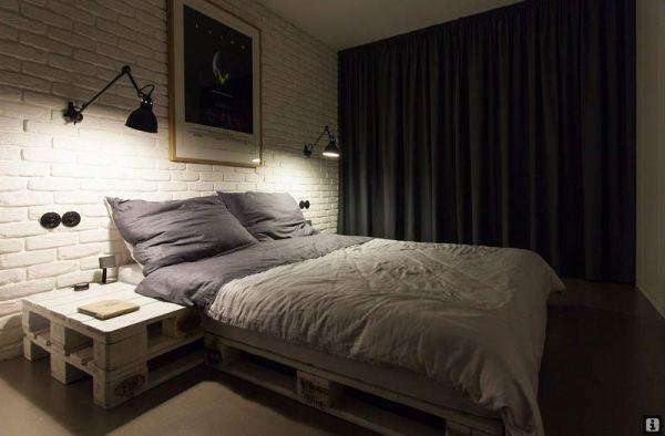 Ngắm căn hộ hiện đại với gam màu đen trắng 5