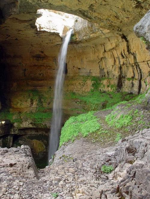 """Những thác nước """"kỳ lạ"""" nhất thế giới 12"""