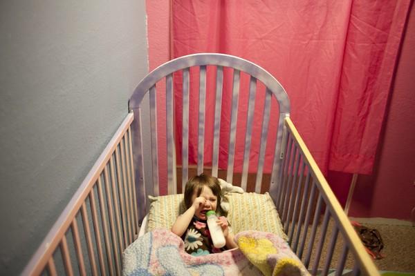Thế giới bí ẩn của một bé gái 3 tuổi mắc bệnh tự kỷ 15