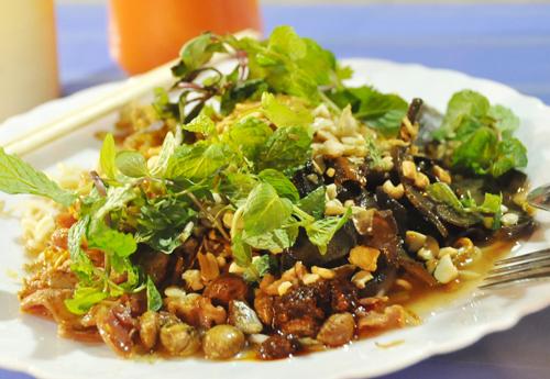 Các món mỳ ngon, không sợ nóng ở Hà Nội 2