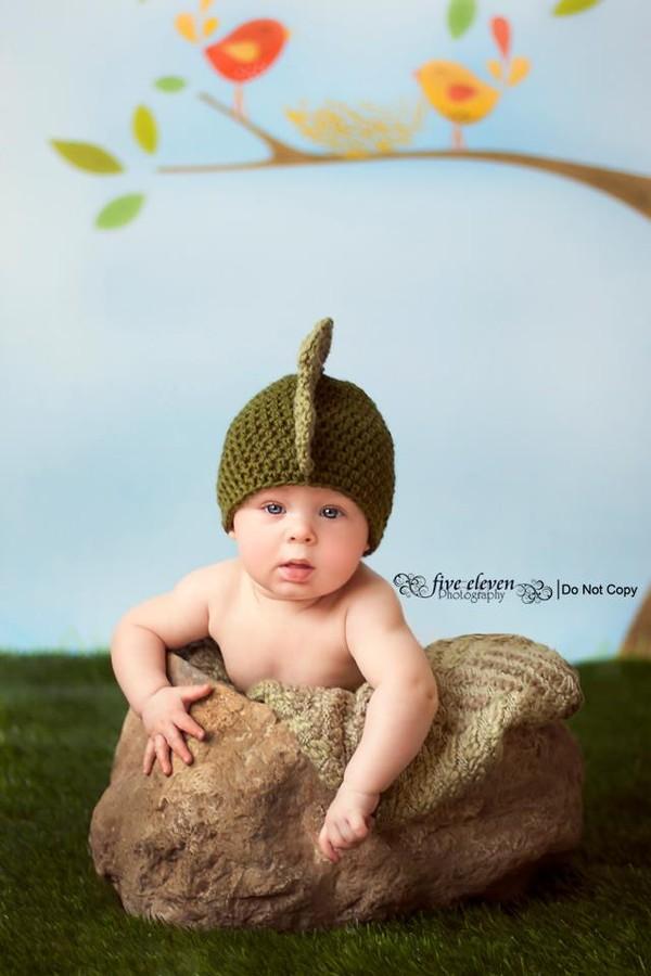 Chùm ảnh bé trong tạo hình động vật cực kỳ đáng yêu 11