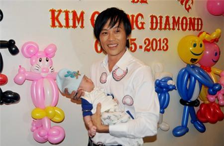 Hoài Linh nhận con gái Hồng Tơ làm con nuôi 2