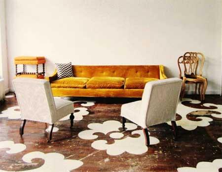 Mẹo trang trí sàn nhà chuyên nghiệp 1