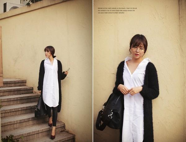 Những chiếc áo hè có thể tận dụng cho thời trang thu đông 10