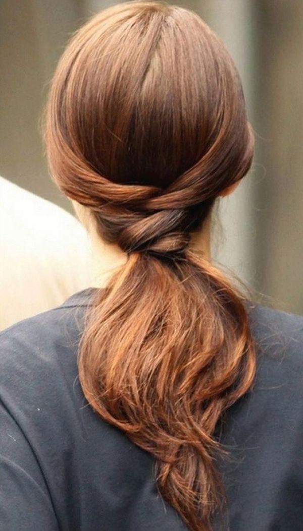 Tự thực hiện 3 kiểu tóc duyên dáng tới công sở 2