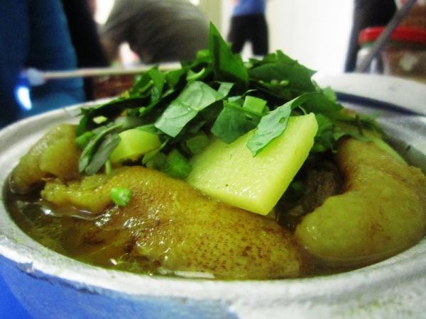 Đi ăn bún đậu ngon, rẻ phố Hàng Khay 8