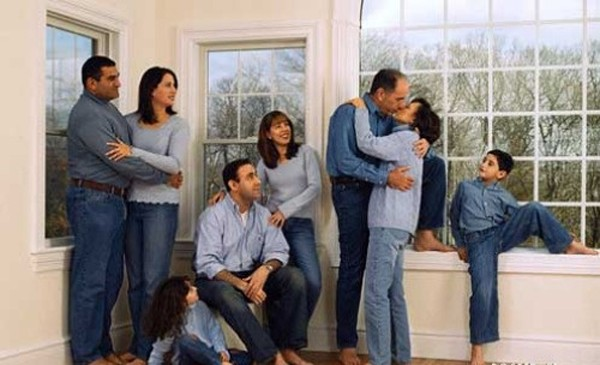Cười đau bụng với ảnh gia đình siêu hài hước 7