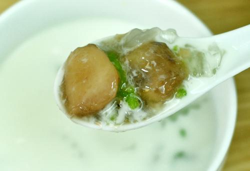 Khó cưỡng với xôi sầu riêng thơm dẻo phố Quang Trung 9