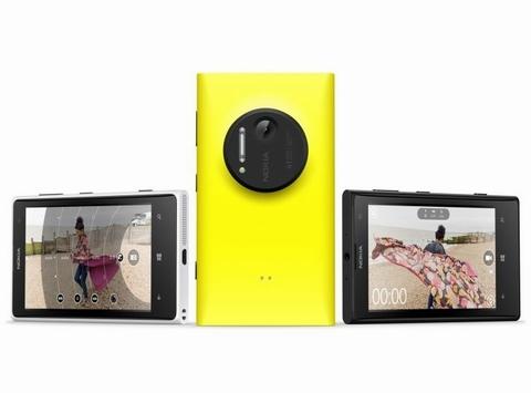 Điện thoại chụp ảnh siêu nét Lumia 1020 rớt giá mạnh 1
