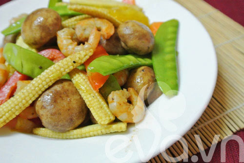 3 món nấm ngon và bổ dưỡng 2