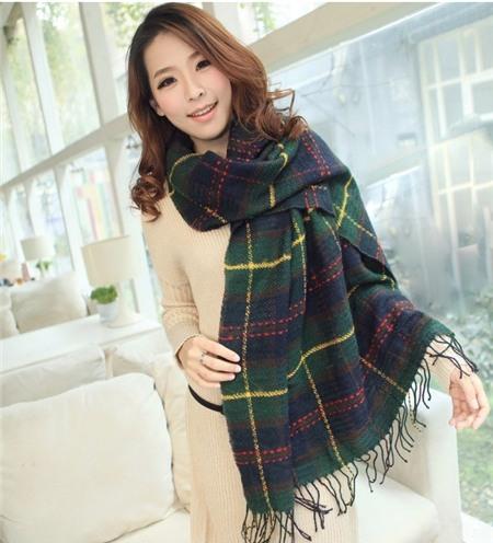Giữ ấm đúng cách khi sử dụng khăn quàng cổ 2