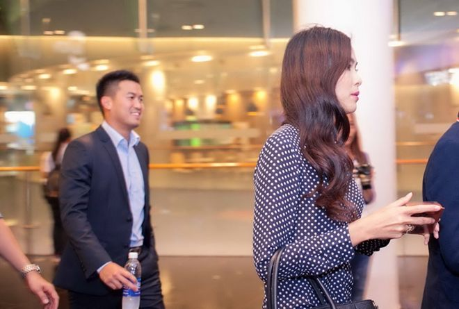 Tăng Thanh Hà xuất hiện rạng rỡ sau kỳ nghỉ lãng mạn 6