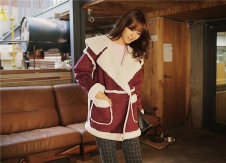 """Bí quyết mặc ấm và phong cách cho những ngày đi làm trời """"siêu lạnh"""" 24"""