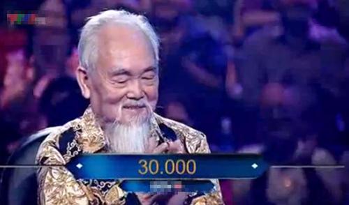 Cuộc sống giản dị của cụ ông thắng Ai là triệu phú 1