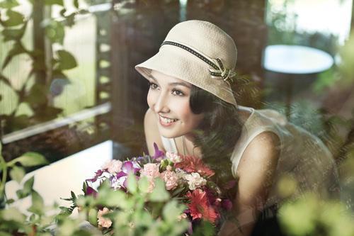 Cùng sao Việt chọn mũ cho chuyến du lịch hè 14