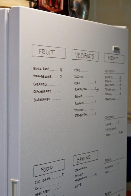 Mẹo vặt giữ tủ lạnh sạch sẽ, gọn gàng 5