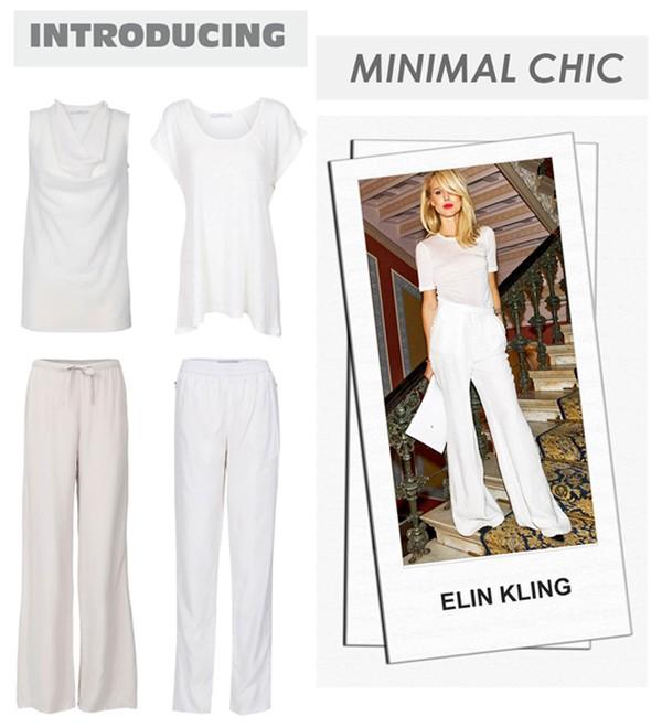 Phối đồ nổi bật cùng 4 kiểu quần trắng phổ biến cho nàng công sở 1