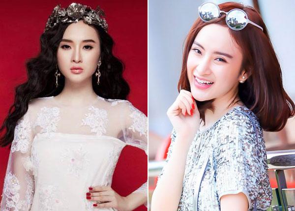 Angela Phương Trinh: Cô nàng chịu khó F5 kiểu tóc 10
