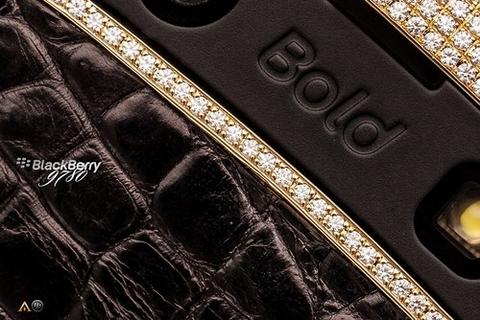 """Chiêm ngưỡng """"dế"""" BlackBerry giá 1 tỷ đồng 8"""