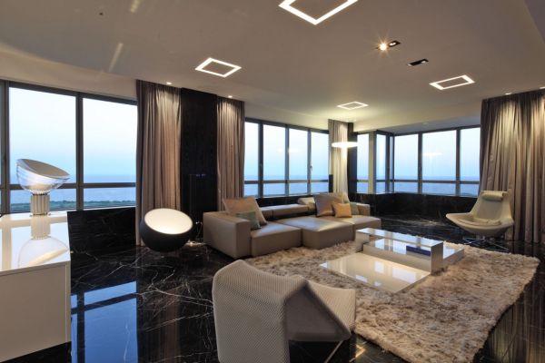 15 phong cách nội thất cho phòng khách rộng 6
