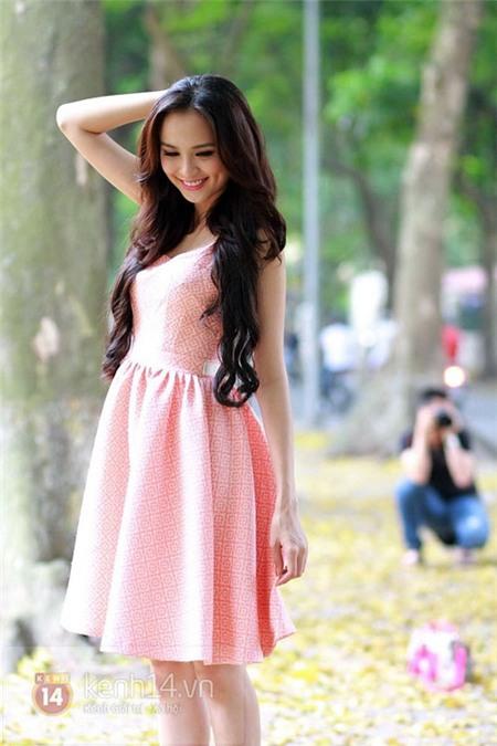 Hoa hậu Diễm Hương phủ nhận tin đồn lấy chồng 1