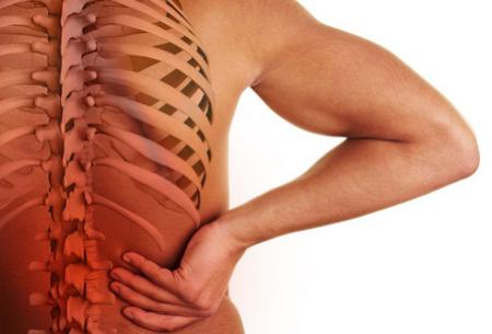 Những thói quen xấu gây đau lưng cho bạn 1