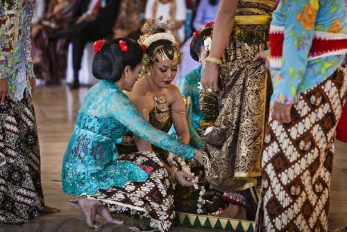 Đám cưới lộng lẫy của công chúa Indonesia 4