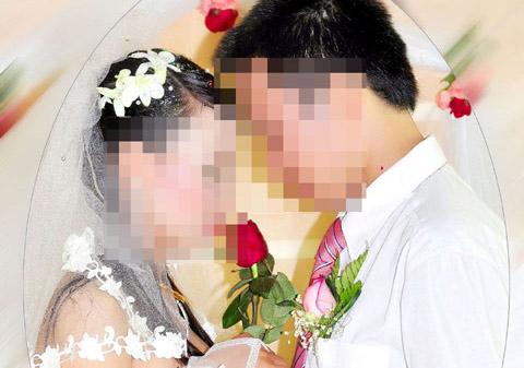 Bi kịch cuộc hôn nhân vội vã của cô gái tặc lưỡi lấy chồng 1