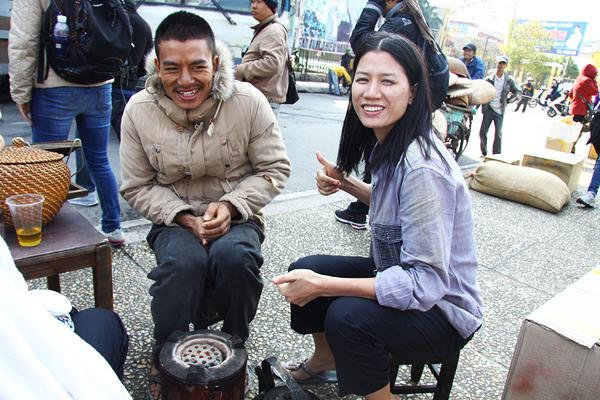 """Trần Bảo Sơn """"ngồi trên đống lửa"""" khi nghe tin vợ ngất xỉu vì kiệt sức 10"""