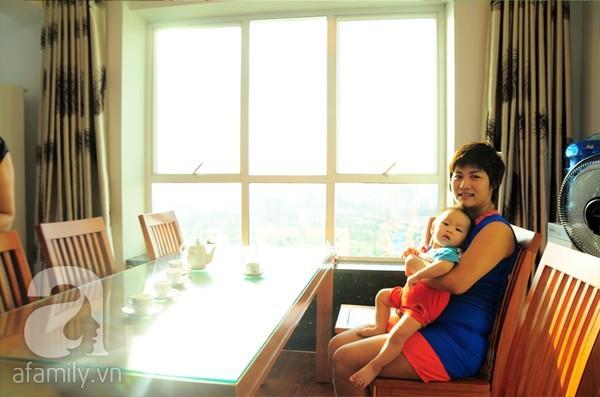 Thăm căn hộ có không gian bếp hoàn hảo ở Dịch Vọng, Hà Nội 13